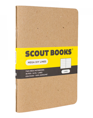 Scout Books Mega Book