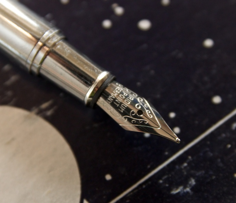 Monteverde Poquito fountain pen