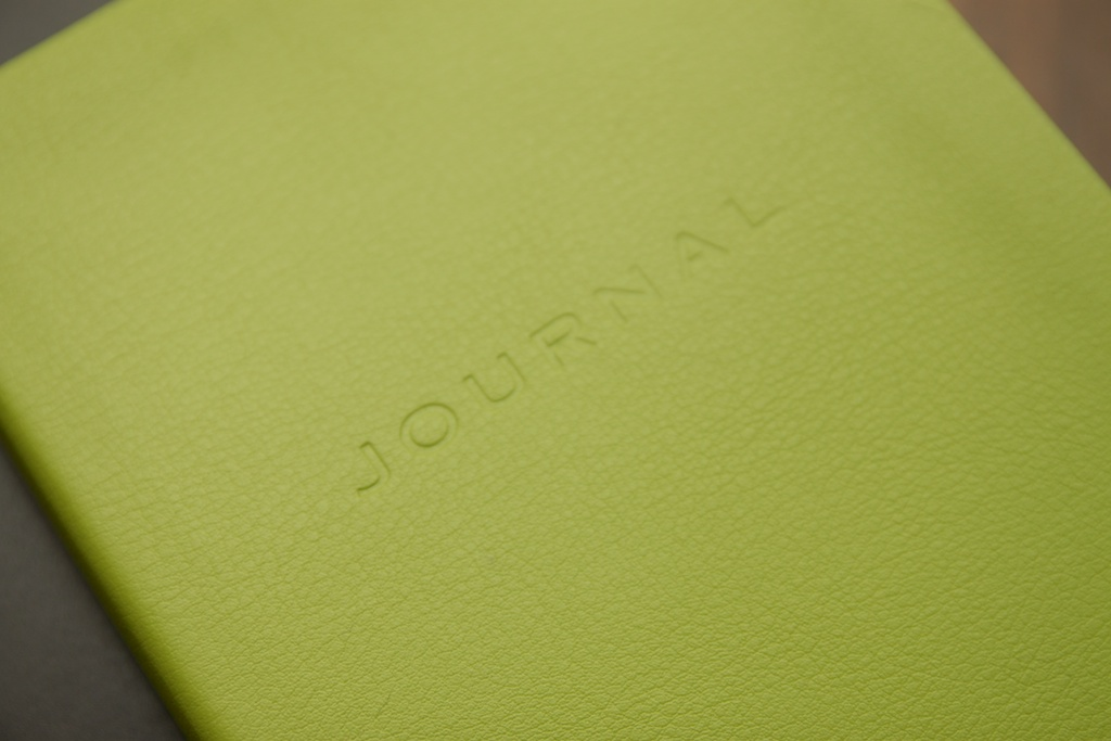 Gallery Leather Travel Journal