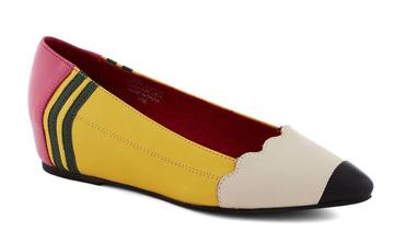 pencil-shoe