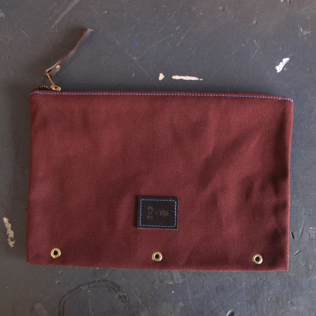 WS + DP pouch