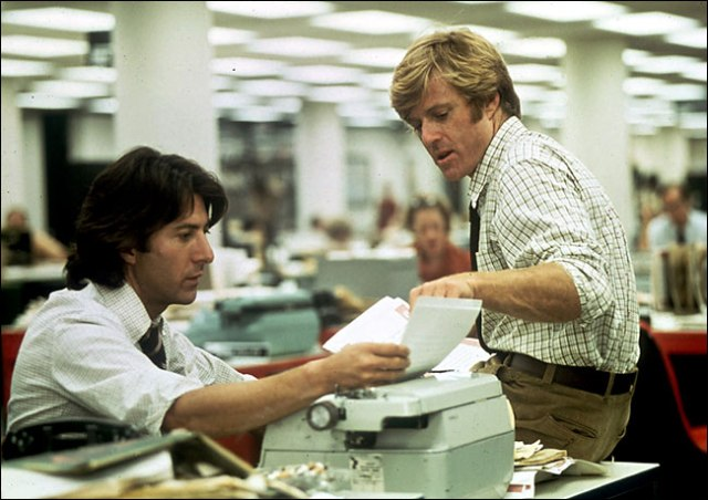 (A still from All The President's Men via The Young Folks)