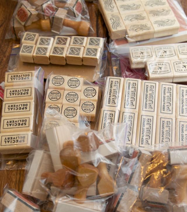 stamp order