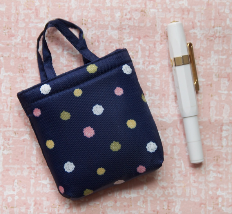 Kurochiku Japanese Pattern Eco-Bags Sugar Candy