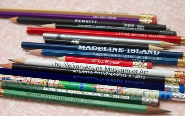 Pencil Tourism Pencils