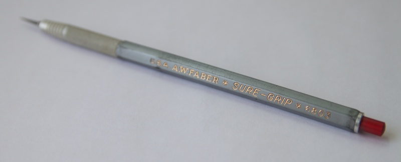 A.W. Faber Sure-Grip Clutch Pencil