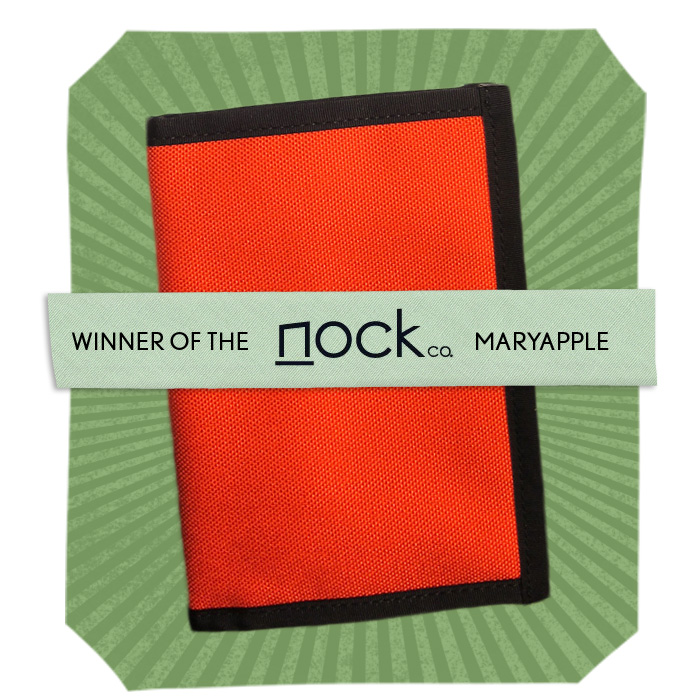nockco maryaple winner