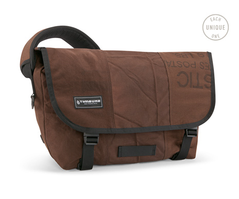 Timbuk2 Terracycle Mail Messenger in brown