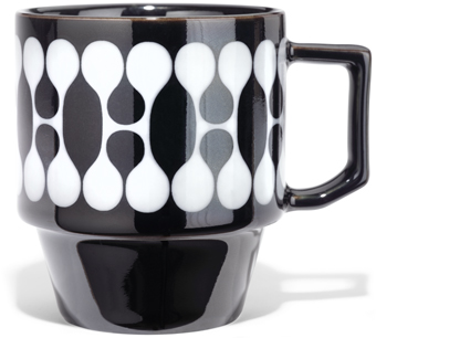 black Heath House Hasami Mug