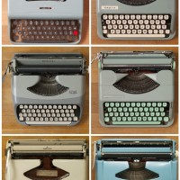 """The """"Upstairs"""" Typewriters"""