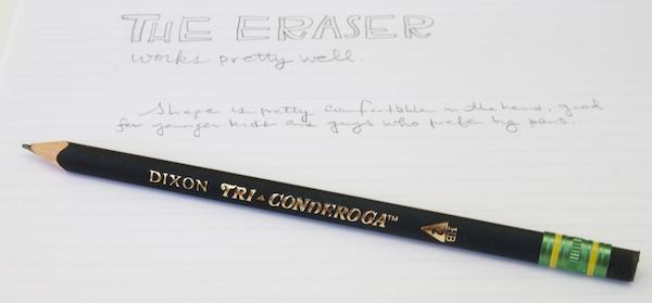 Dixon Tri-Conderoga