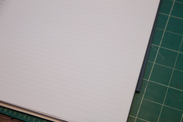 Practical Notebook: Ruled Blank and Dotted College Large Exercise Book To Write & Draw In (Everyday Stationery)