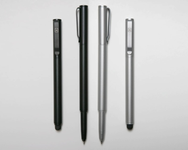 Big Idea Design Aluminum Pen + Stylus
