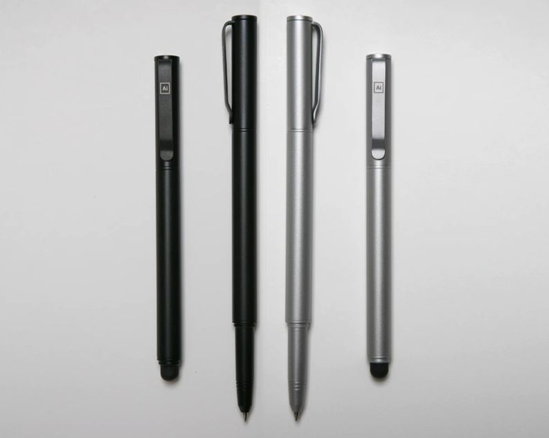 Big Idea Design Aluminum Pen + Stylus