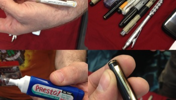Spectrum artists reveal their tools - The Well-Appointed Desk