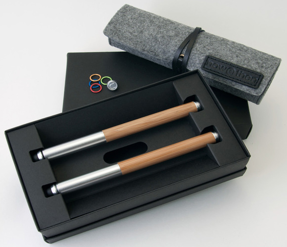 Eco-essentials Pen & Pencil Set