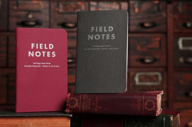 Field Notes Arts & Sciences Edition