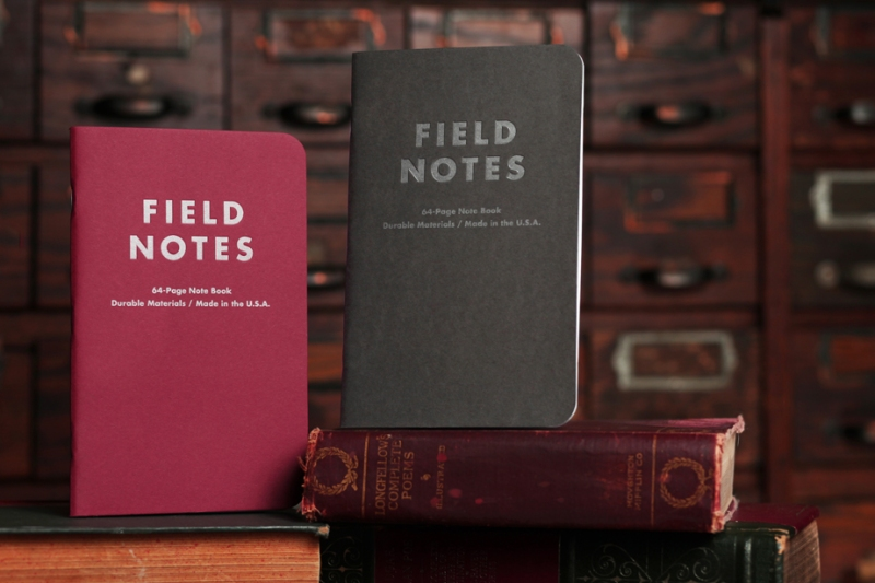 Field Notes Arts & Sciences Edition