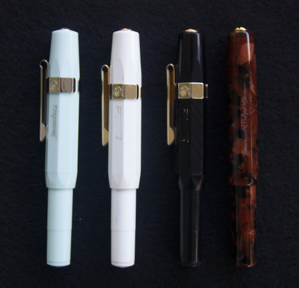 kaweco sport line up