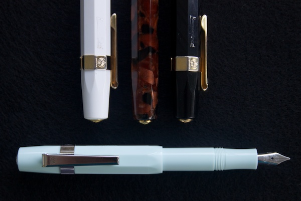 kaweco skyline comparison