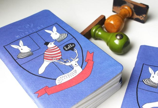 MosseryCo Pocket Notebook