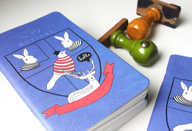 MosseryCo Pocket Notebook