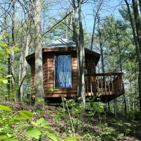 Neil Gaiman's Writing Shed
